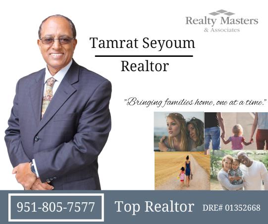 Tamrat Seyoum - Realtor